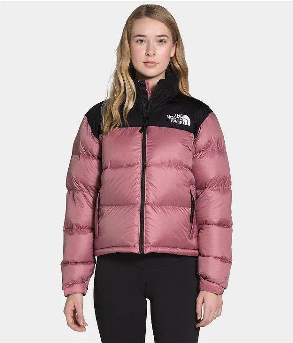 1996 Retro Nuptse Jacket 女士外套