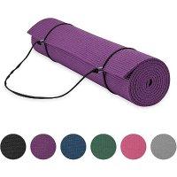 Gaiam 家用瑜伽垫 紫色