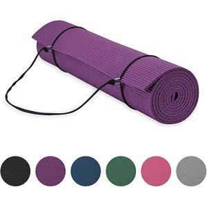 Gaiam Essentials Premium Yoga Mat 12 74 Dealmoon