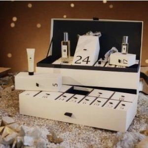 售价$689Jo Malone 2021圣诞日历开售 24件独宠豪礼 含正装英国梨