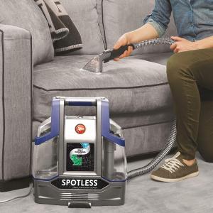$69.99 (原价$119.99)史低价:Hoover 专业地毯沙发清洁机
