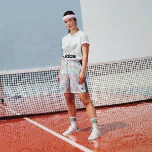 Adidas三叶草T恤