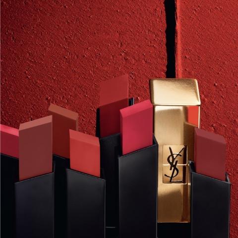 立享6折+满额送化妆箱8件套YSL官网 精选热促 速收唇釉、黑鸦片香水 小金条仅售€22.5