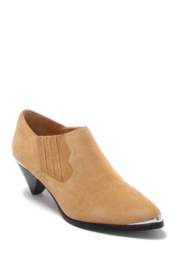 Baler Suede 短靴