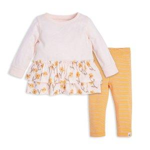 Burt's Bees Baby婴童有机棉套装