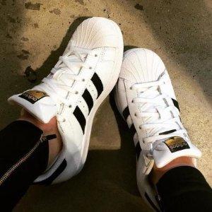 $75(原价$100)ADIDAS Superstar阿迪男款运动鞋