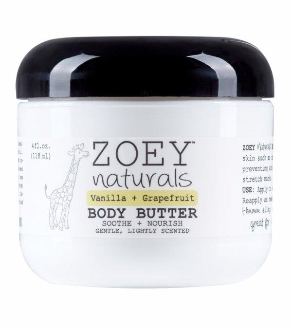 Zoey Naturals 身体膏