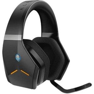 $159 (原价$249)Alienware AW988 无线游戏耳机