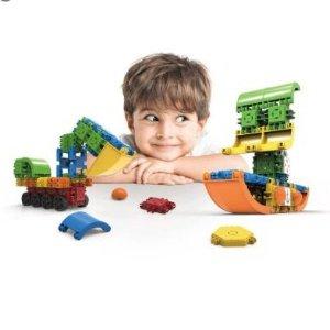 $63.12包邮(原价$90.99)Magformers 拼接玩具150粒装 无限创意等待你的小手去搭建