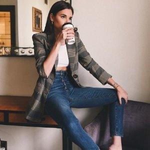 满$200立减$100JOE'S Jeans 男女服饰优惠