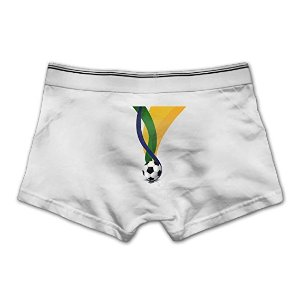 Pmftryuer 2018 World Cup Men's Underwear Boxer Briefs Underpants
