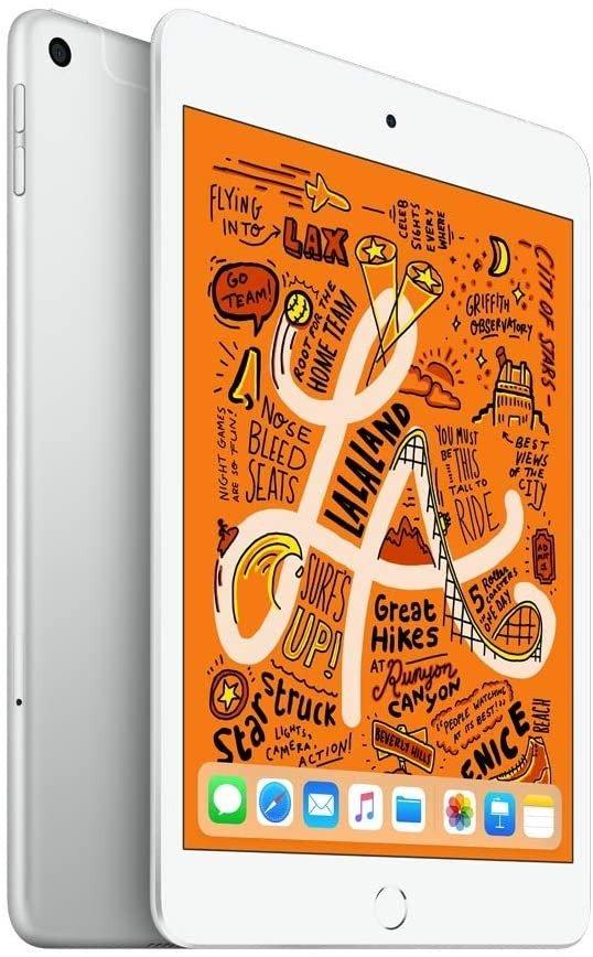 iPad Mini 5 256GB 蜂窝版 银色