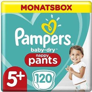 Pampers纸尿裤 5➕