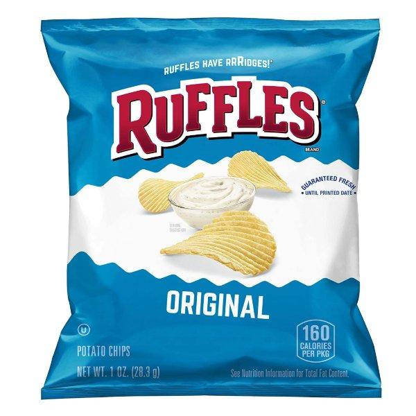 Ruffles 原味薯片 28.3g 40包