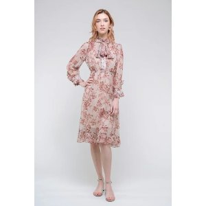 Ecru EmissaryNatalia Dress