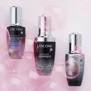 满减€19+彩妆一口价+直邮中国最后一天:Lancome 美妆护肤情人节热卖  收大眼精华、小黑瓶、粉水