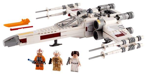 Luke Skywalker's X翼战机 75301 | 星战系列