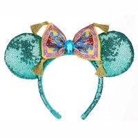 Disney Jasmine 米奇发箍