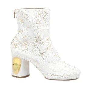 Maison Margiela白色袜靴