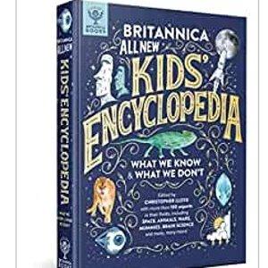 《大英百科全书儿童版》硬壳版 自重1.8公斤