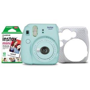 $49.96FujiFilm Instax Mini 9 + 10张相纸 + 保护壳