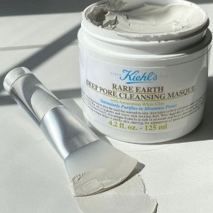 $20 off $65 Or $35 off $115Kiehl's Mask and Moisturizer Sale