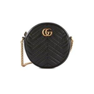 Gucci超好价!GG Marmont 小圆饼