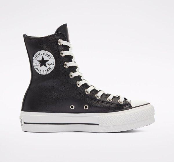 Extra High Platform Chuck Taylor 运动鞋