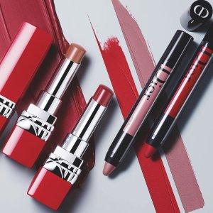 低至8折 $27.2收变色唇膏Dior 精选美妆护肤品热卖  有一种戒不掉的美叫迪奥