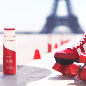 Last Day: Up to 25% Off on Body Fit Anti-Cellulite Contouring Expert @ Clarins