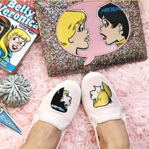 New CollectionBetty & Veronica X Keds @ Keds