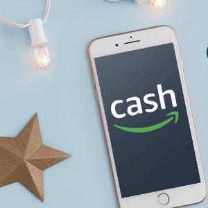 Get $10 Amazon CreditWhen you add $40 to Amazon Cash @ Amazon.com