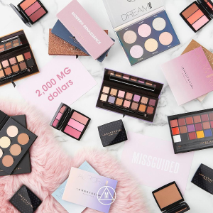 40% offselected Anastasia Beverly Hill products @ Nordstrom