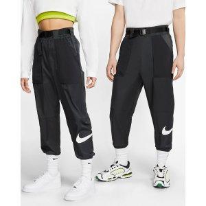 NikeLogo 工装情侣裤