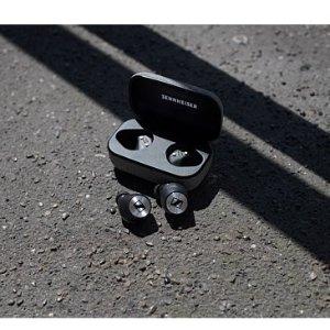 $399 (原价$499.95)Sennheiser 真无线蓝牙入耳式耳机 酷享音乐
