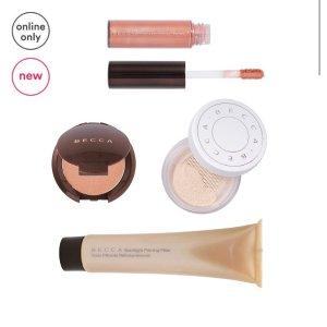 含豪华水散粉中样ULTA 美妆护肤产品热卖 满赠BECCA4件套中样