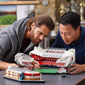 定价£249 VIP 1月16日开抢上新:LEGO 发售老特拉福德球场 曼联粉看过来