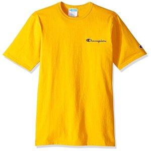 $16.34Champion 爆款logo潮T XS码 姜黄色显白王者