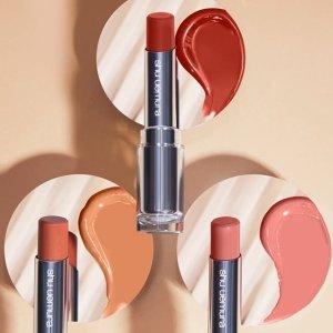 Buy 1 Lip Product Get 1 FreeShu Uemura Lip Products on Sale