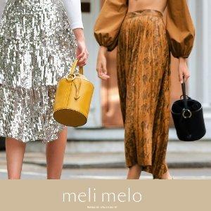 立享7折  收水桶包,摇篮包11.11独家:Meli Melo官网 全场美包,配饰优惠提前享