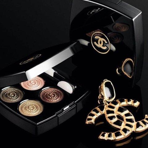 无门槛8.5折 £29起收圣诞彩妆上新:Chanel 圣诞限量彩妆发售  绝美拜占庭风的优雅