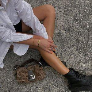 闪促立减€30 €120收Fendi老花包Vestiaire Collective 限时闪促 虞书欣同款dior腰包、Fendi法棍包