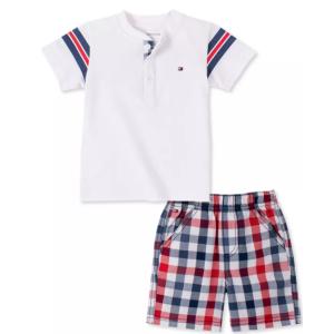 低至6折+额外7.5折macys.com 儿童夏季服饰特卖 打造清凉小绅士小淑女