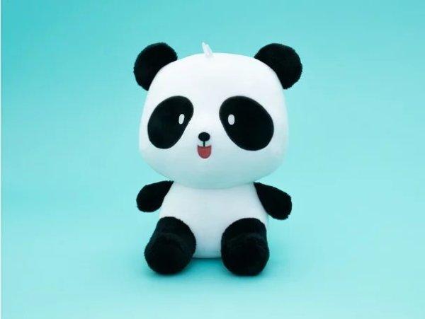 熊猫玩偶,适合年龄 0+