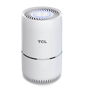 $58TCL True HEPA Air Filter Purifiers Quiet Home Child Safety Lock