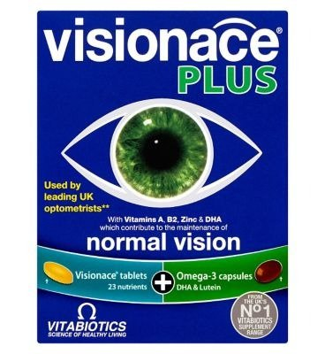 Vitabiotics 护眼片 56粒