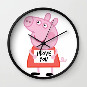 25% OffLast Day: Chinese New Year All Wall Clocks @ Society6