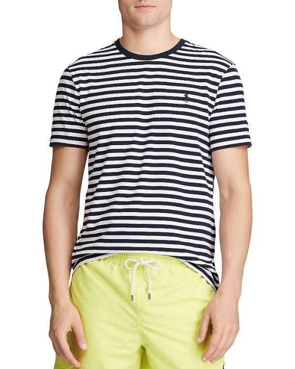 Cotton Stripe Custom 条纹T恤