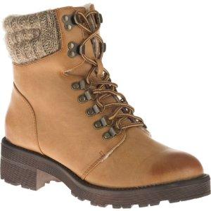 $29.99MIA Shoes Women's Maylynn Combat Boots