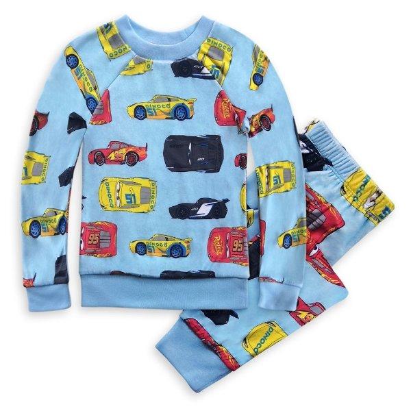 男童睡衣裤套装